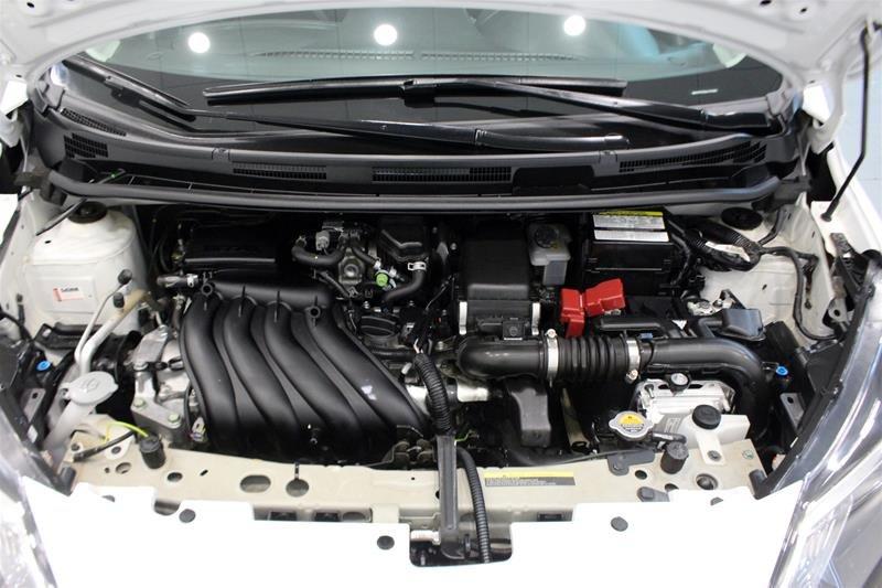 2018 Nissan Versa Note Hatchback 1.6 S CVT in Regina, Saskatchewan - 18 - w1024h768px