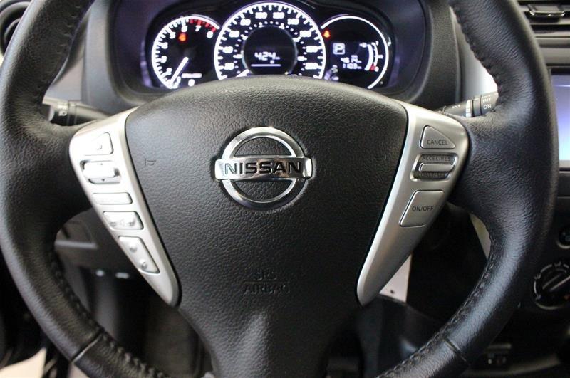 2018 Nissan Versa Note Hatchback 1.6 SV CVT (2) in Regina, Saskatchewan - 6 - w1024h768px