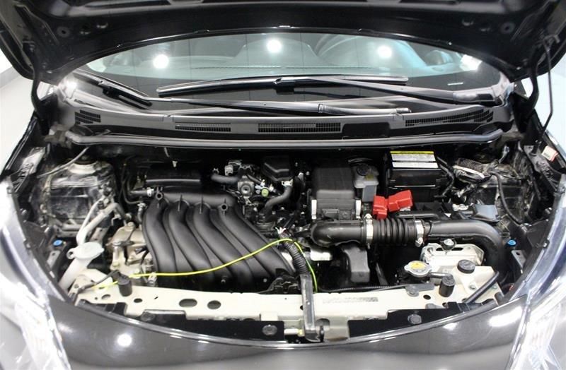 2018 Nissan Versa Note Hatchback 1.6 SV CVT (2) in Regina, Saskatchewan - 18 - w1024h768px