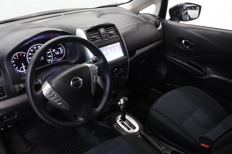 2018 Nissan Versa Note Hatchback 1.6 SV CVT (2) in Regina, Saskatchewan - 9 - w1024h768px