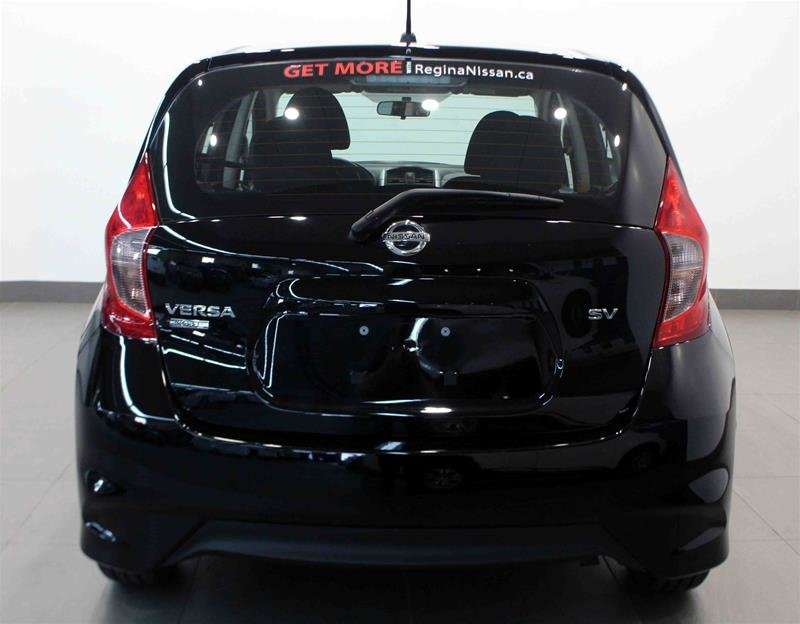 2018 Nissan Versa Note Hatchback 1.6 SV CVT (2) in Regina, Saskatchewan - 19 - w1024h768px