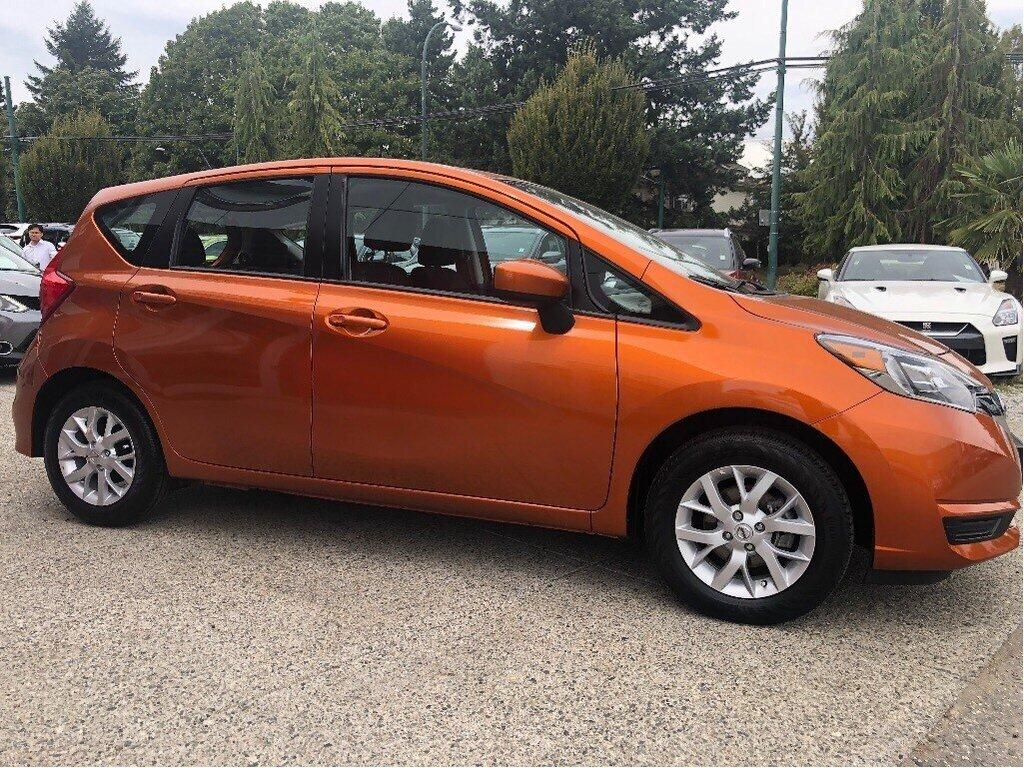 2018 Nissan Versa Note Hatchback 1.6 SV CVT (2) in Vancouver, British Columbia - 4 - w1024h768px