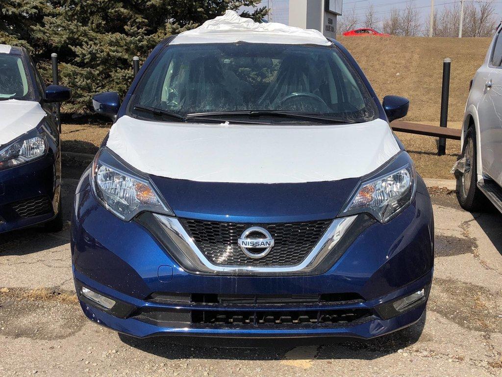 2019 Nissan Versa Note Hatchback 1.6 SV CVT in Mississauga, Ontario - 2 - w1024h768px
