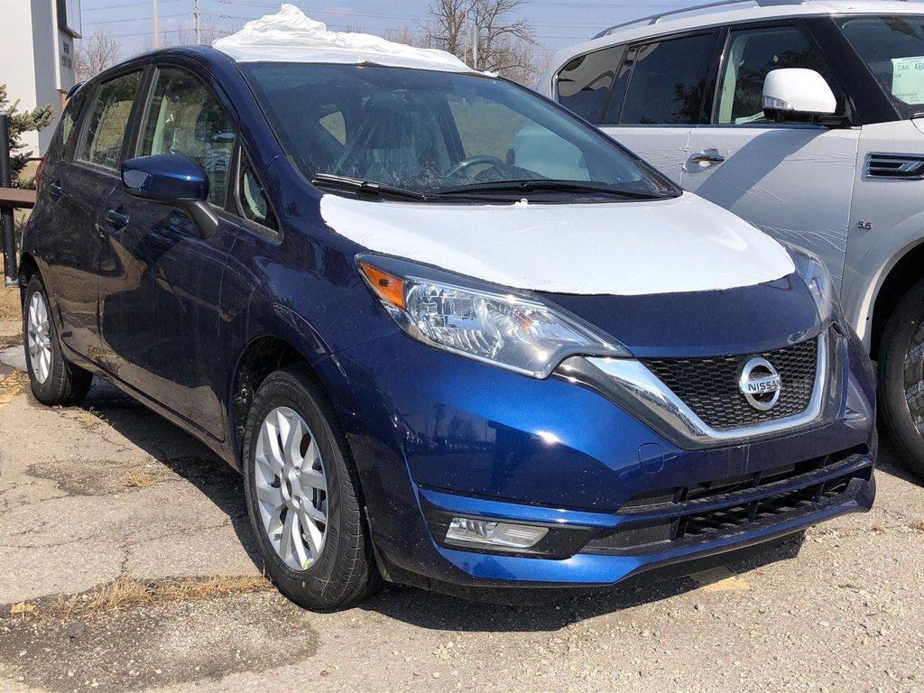 2019 Nissan Versa Note Hatchback 1.6 SV CVT in Mississauga, Ontario - 3 - w1024h768px