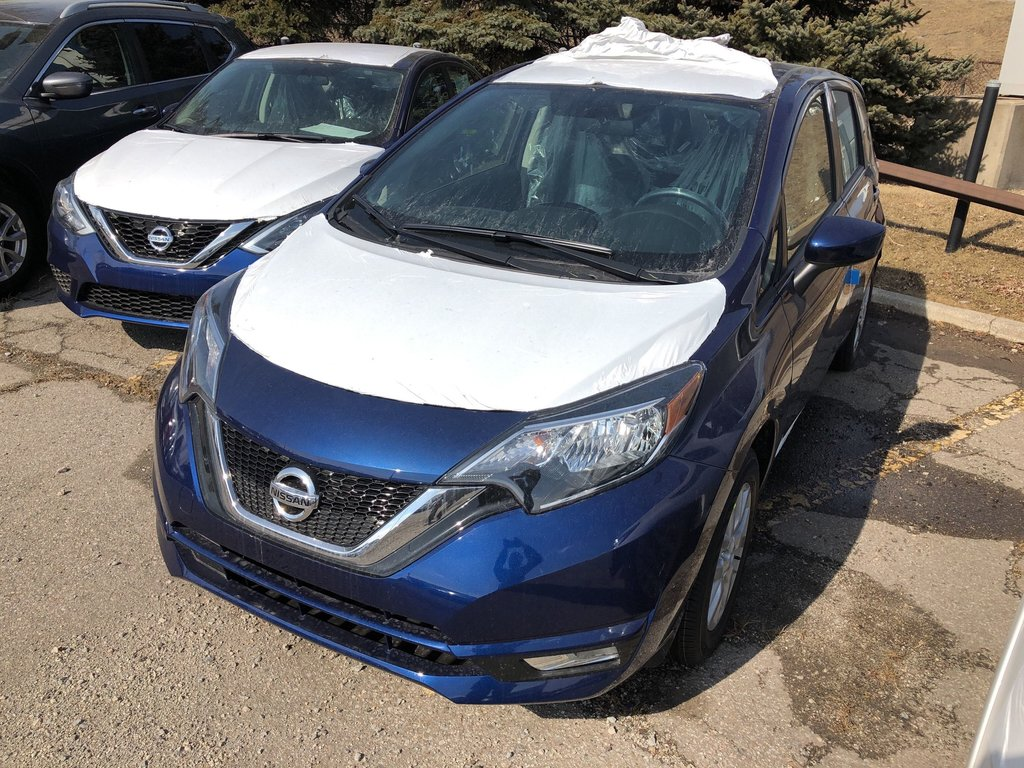 2019 Nissan Versa Note Hatchback 1.6 SV CVT in Mississauga, Ontario - 4 - w1024h768px