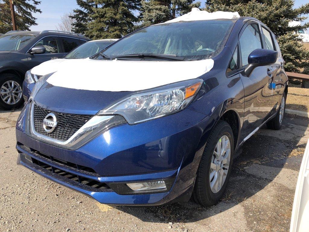 2019 Nissan Versa Note Hatchback 1.6 SV CVT in Mississauga, Ontario - 1 - w1024h768px