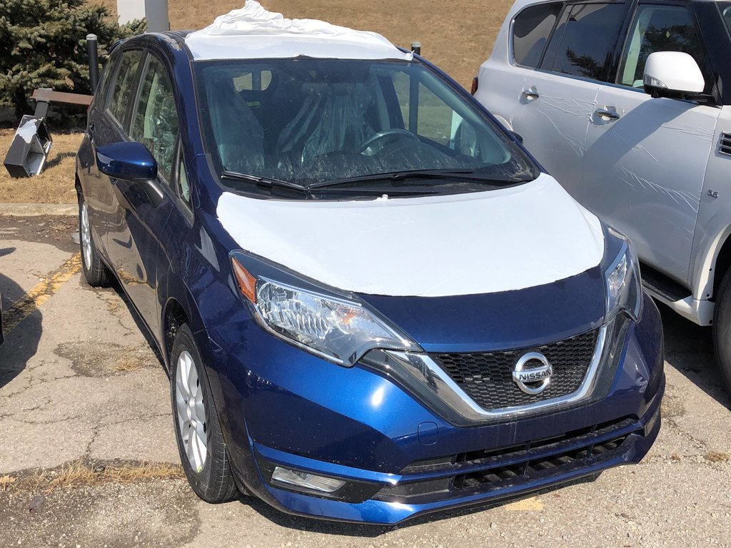 2019 Nissan Versa Note Hatchback 1.6 SV CVT in Mississauga, Ontario - 5 - w1024h768px