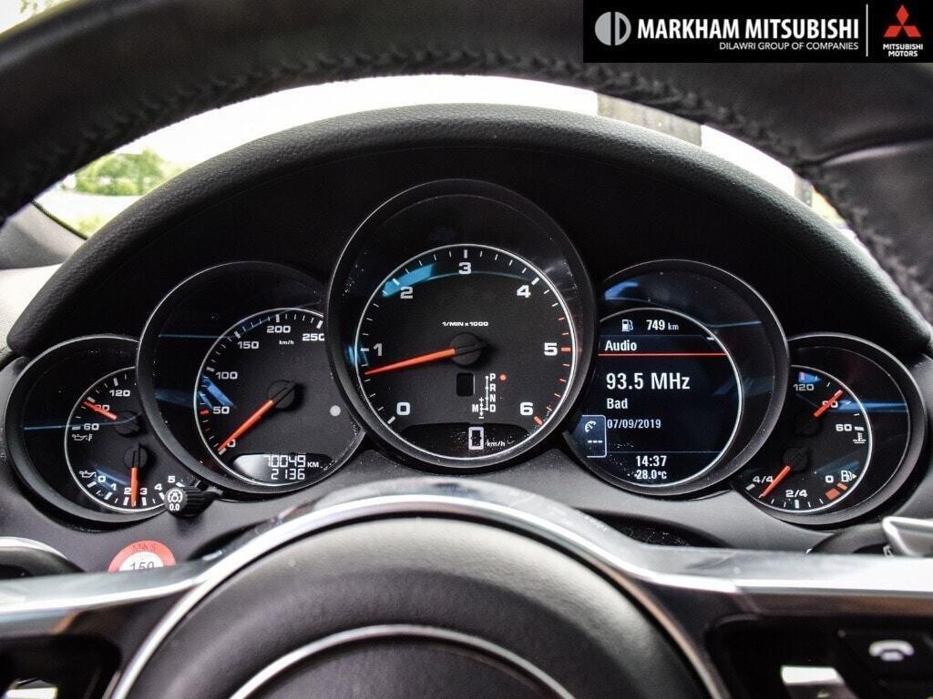 2015 Porsche Cayenne Diesel in Markham, Ontario - 14 - w1024h768px
