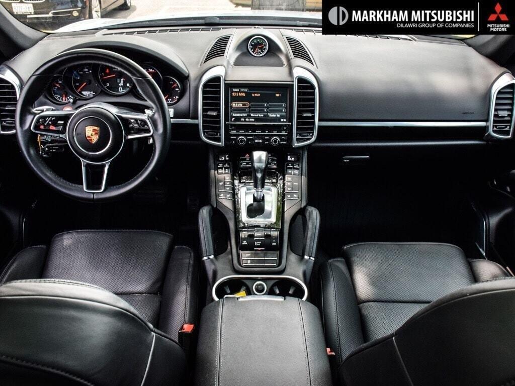 2015 Porsche Cayenne Diesel in Markham, Ontario - 12 - w1024h768px