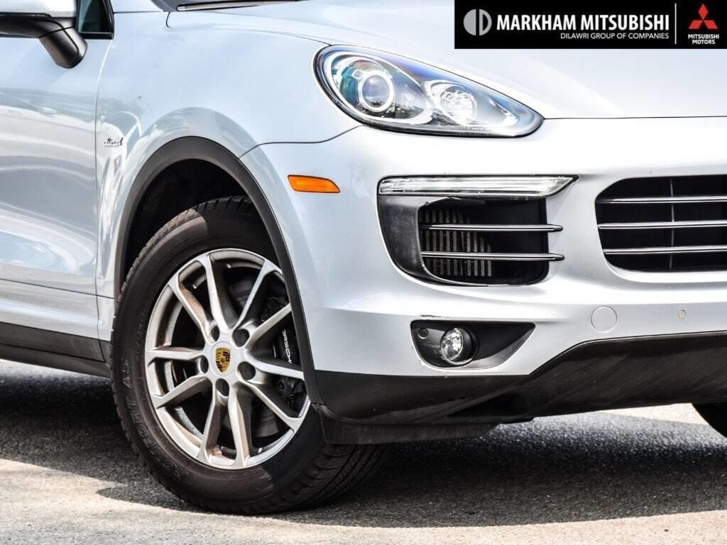 2015 Porsche Cayenne Diesel in Markham, Ontario - 8 - w1024h768px