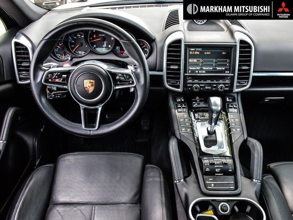 2015 Porsche Cayenne Diesel in Markham, Ontario - 13 - w1024h768px