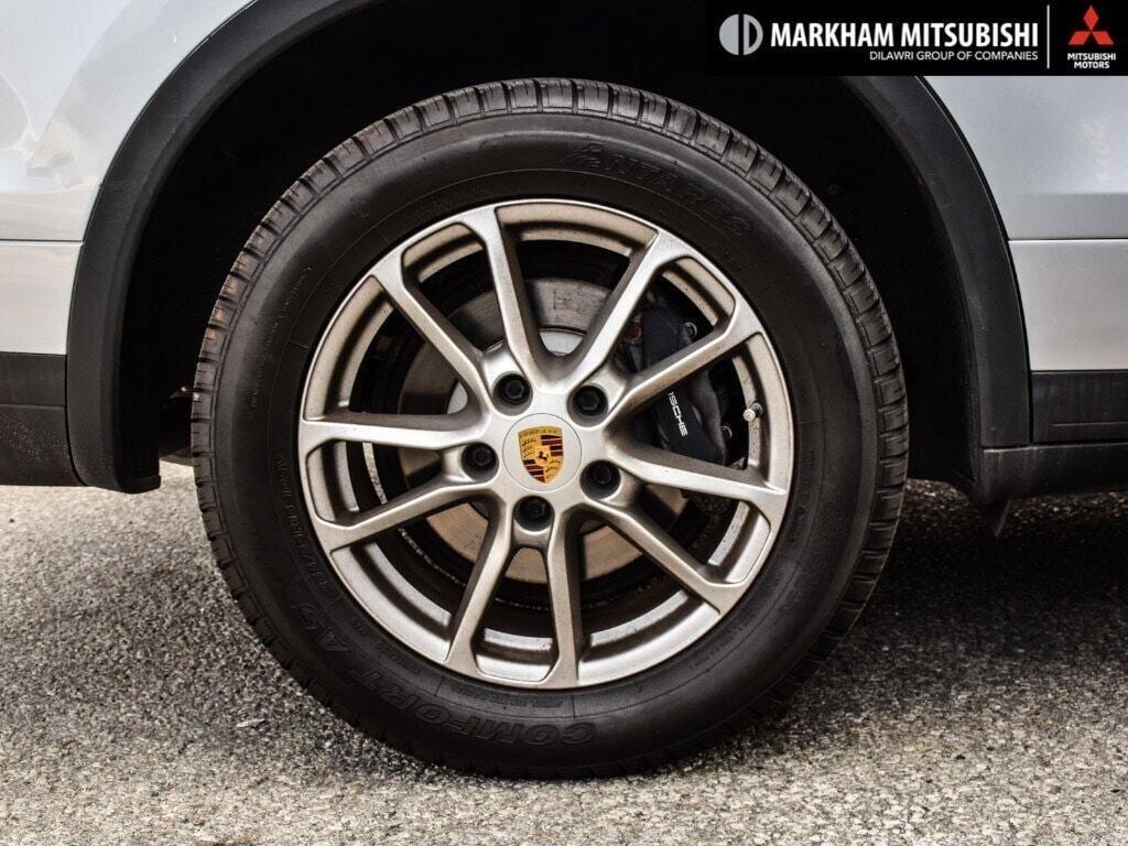 2015 Porsche Cayenne Diesel in Markham, Ontario - 9 - w1024h768px