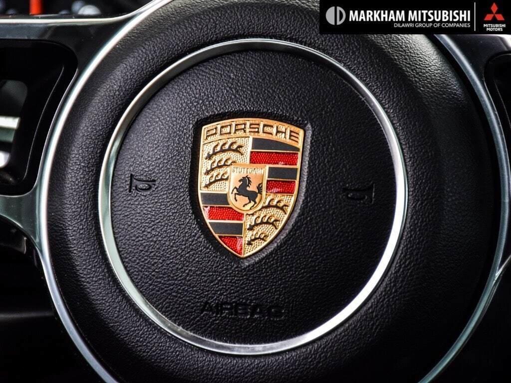2015 Porsche Cayenne Diesel in Markham, Ontario - 16 - w1024h768px