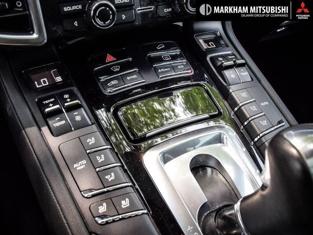 2015 Porsche Cayenne Diesel in Markham, Ontario - 22 - w1024h768px