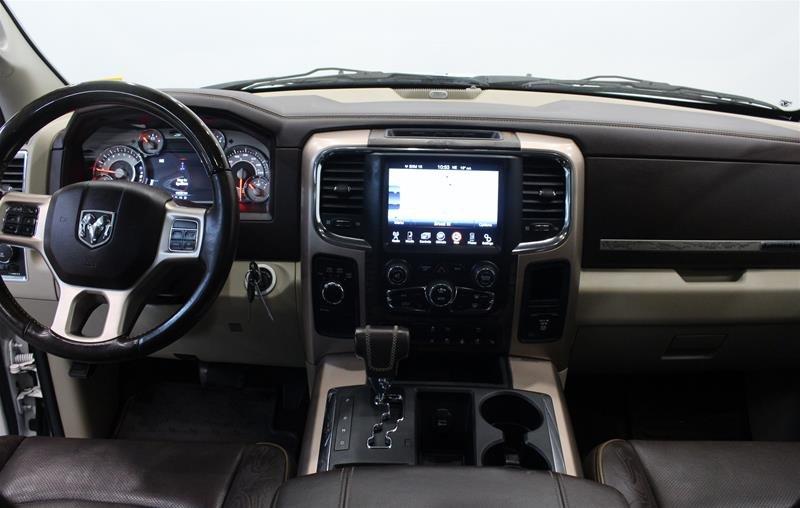 2013 Ram 1500 Crew Cab Laramie Longhorn SWB 4WD in Regina, Saskatchewan - 14 - w1024h768px