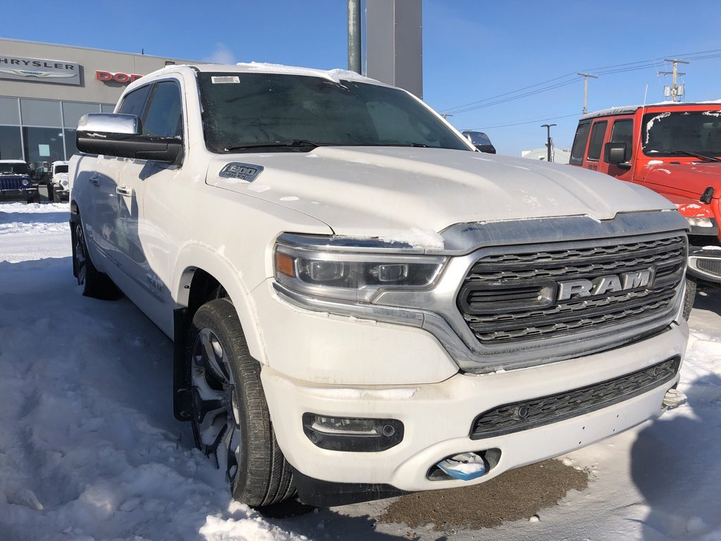 2019 Ram RAM 1500 Crew Cab 4x4 (dt) Limited SWB in Regina, Saskatchewan - 3 - w1024h768px