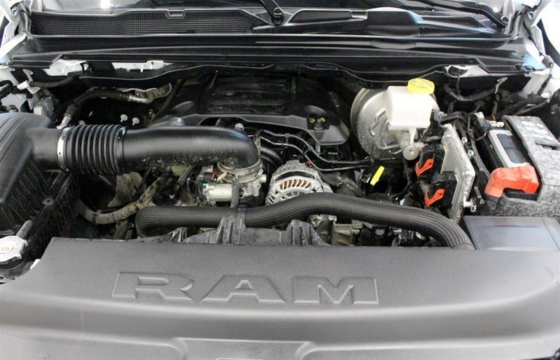 2019 Ram RAM 1500 Crew Cab 4x4 (dt) Sport/rebel SWB in Regina, Saskatchewan - 17 - w1024h768px