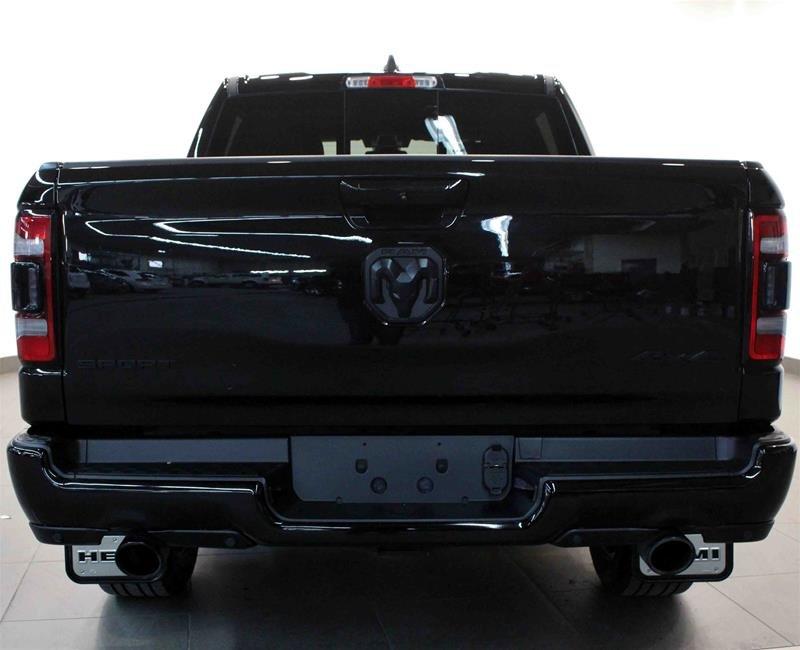 2019 Ram RAM 1500 Crew Cab 4x4 (dt) Sport/rebel SWB in Regina, Saskatchewan - 20 - w1024h768px