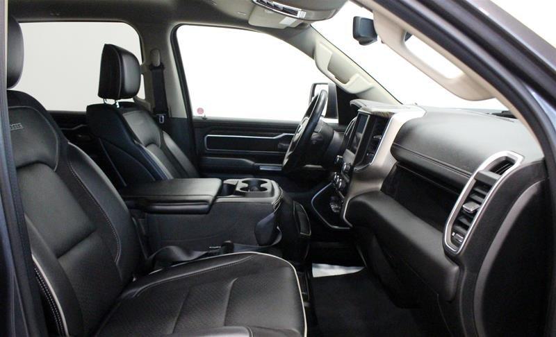 2019 Ram RAM 1500 Crew Cab 4x4 (dt) Laramie Low kms Premium Sound Keyless Go in Regina, Saskatchewan - 14 - w1024h768px