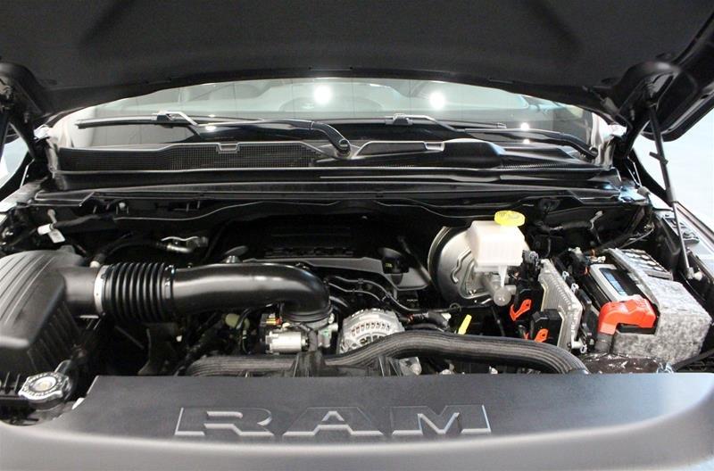 2019 Ram RAM 1500 Crew Cab 4x4 (dt) Laramie Low kms Premium Sound Keyless Go in Regina, Saskatchewan - 16 - w1024h768px