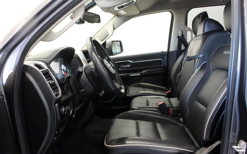2019 Ram RAM 1500 Crew Cab 4x4 (dt) Laramie Low kms Premium Sound Keyless Go in Regina, Saskatchewan - 9 - w1024h768px