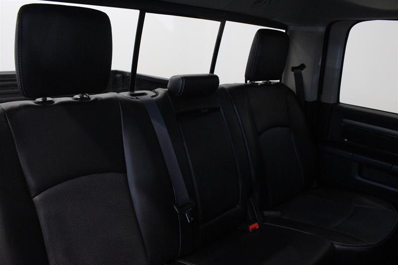 2015 Ram Ram 1500 Crew Cab 4x4 Sport (140.5