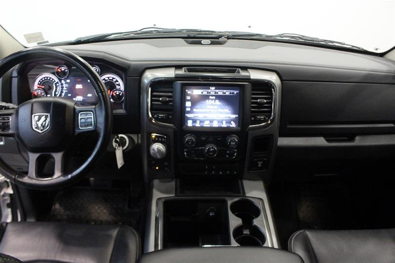 2015 Ram Ram 1500 Crew Cab 4x4 Sport Leather, Alpine Sound, Rear Camera in Regina, Saskatchewan - 14 - w1024h768px