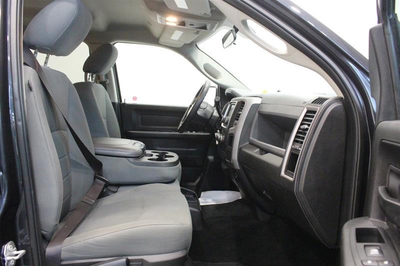 2017 Ram Ram 1500 Crew Cab 4x4 SXT Bluetooth Touchscreen Backup Camera in Regina, Saskatchewan - 15 - w1024h768px