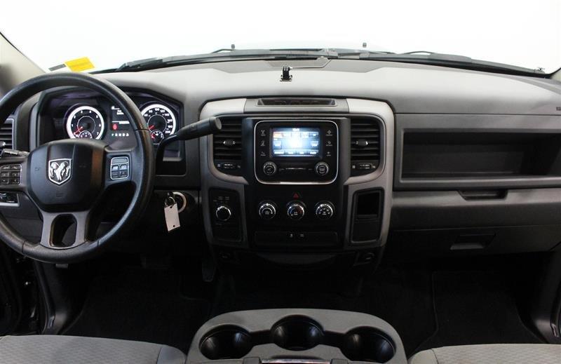2017 Ram Ram 1500 Crew Cab 4x4 SXT Bluetooth Touchscreen Backup Camera in Regina, Saskatchewan - 14 - w1024h768px