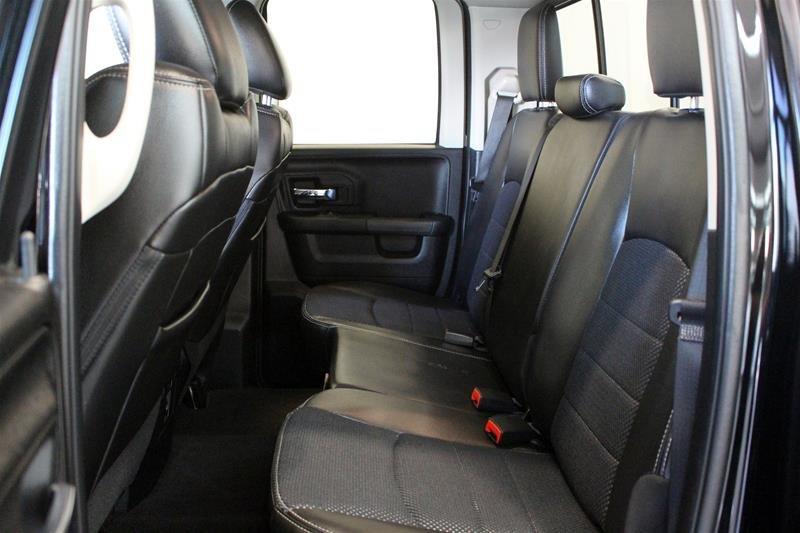 2014 Ram Ram 1500 Quad Cab 4x4 Sport (140.5 WB 6 4 Box) in Regina, Saskatchewan - 10 - w1024h768px