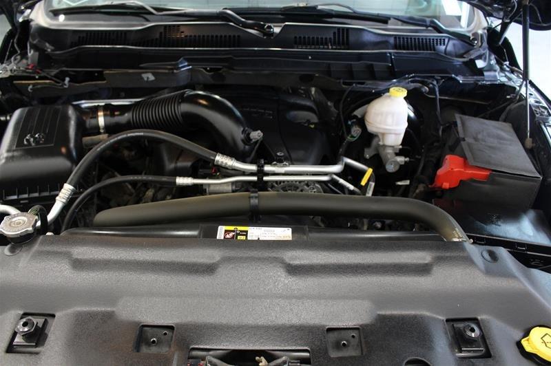 2014 Ram Ram 1500 Quad Cab 4x4 Sport (140.5 WB 6 4 Box) in Regina, Saskatchewan - 12 - w1024h768px