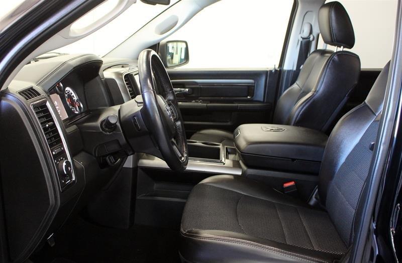 2014 Ram Ram 1500 Quad Cab 4x4 Sport (140.5 WB 6 4 Box) in Regina, Saskatchewan - 7 - w1024h768px