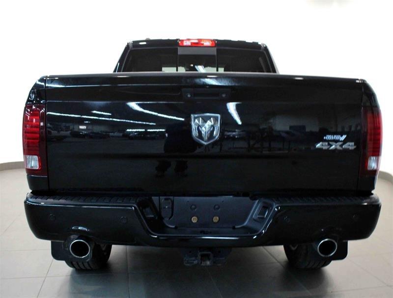 2014 Ram Ram 1500 Quad Cab 4x4 Sport (140.5 WB 6 4 Box) in Regina, Saskatchewan - 16 - w1024h768px
