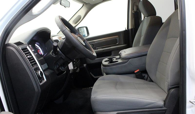 2018 Ram Ram 1500 Quad Cab 4x4 SLT (140.5