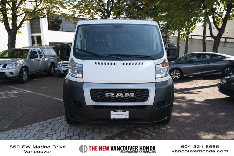 2019 Ram RAM Promaster Cargo Van 1500 Low Roof (118 In WB) in Vancouver, British Columbia - 8 - w1024h768px