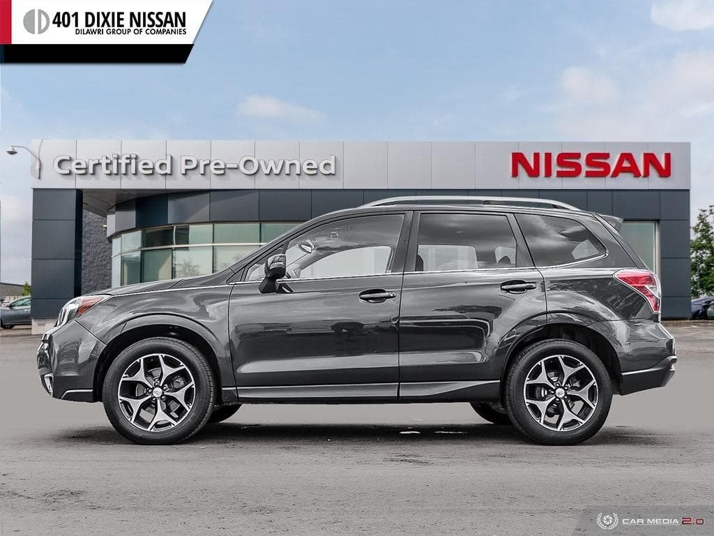 2016 Subaru Forester 2.0XT Limited at in Mississauga, Ontario - 3 - w1024h768px