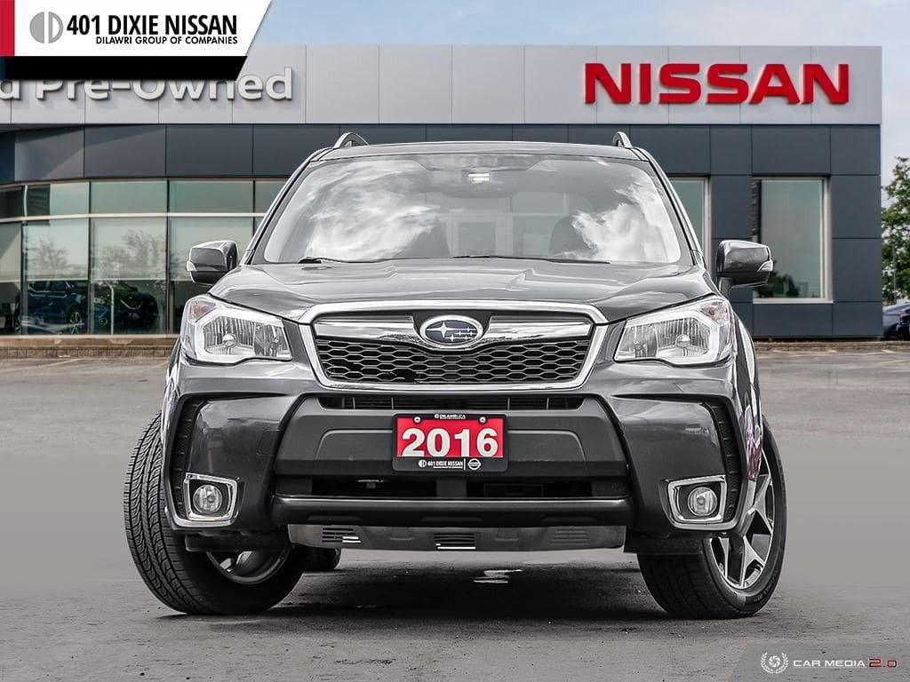 2016 Subaru Forester 2.0XT Limited at in Mississauga, Ontario - 2 - w1024h768px