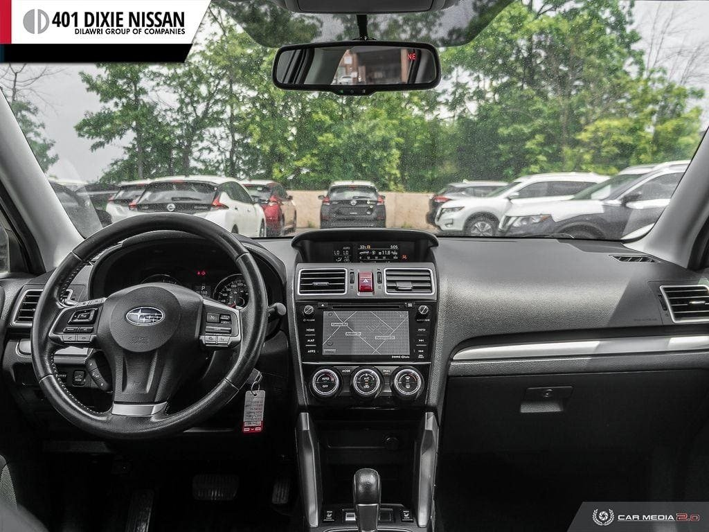 2016 Subaru Forester 2.0XT Limited at in Mississauga, Ontario - 23 - w1024h768px