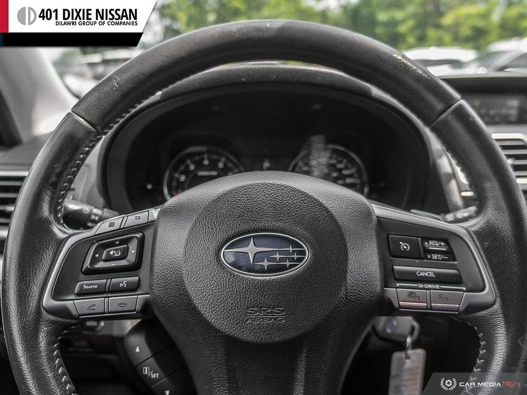 2016 Subaru Forester 2.0XT Limited at in Mississauga, Ontario - 13 - w1024h768px