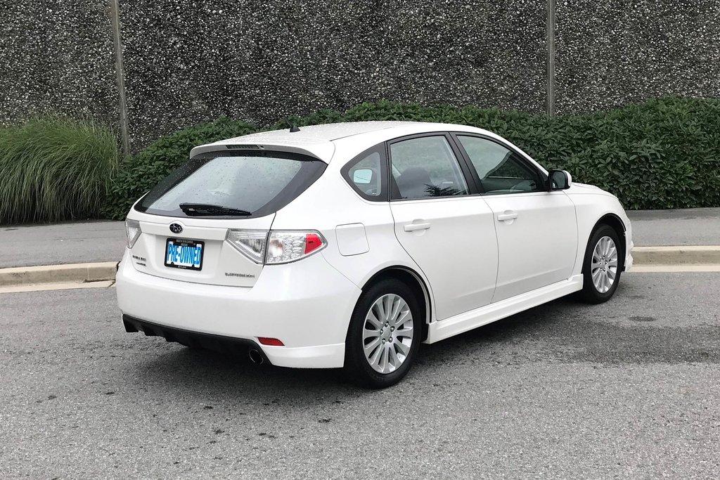 2011 Subaru Impreza 5Dr 2.5 I Sport 5sp in North Vancouver, British Columbia - 13 - w1024h768px