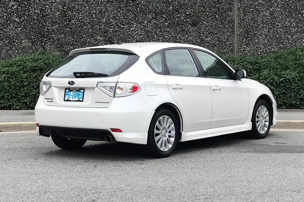 2011 Subaru Impreza 5Dr 2.5 I Sport 5sp in North Vancouver, British Columbia - 15 - w1024h768px