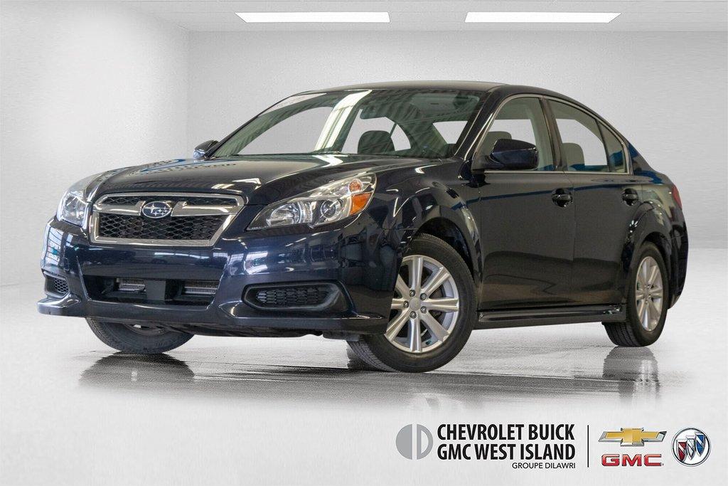 2013 Subaru Legacy 2.5i in Dollard-des-Ormeaux, Quebec - 1 - w1024h768px