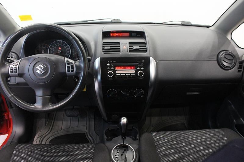 2009 Suzuki SX4 5Dr JX AWD at in Regina, Saskatchewan - 13 - w1024h768px