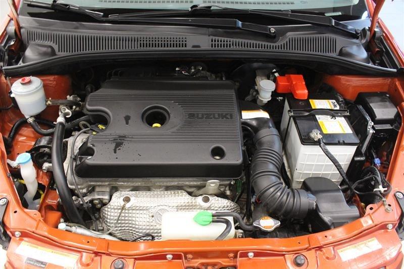 2009 Suzuki SX4 5Dr JX AWD at in Regina, Saskatchewan - 17 - w1024h768px