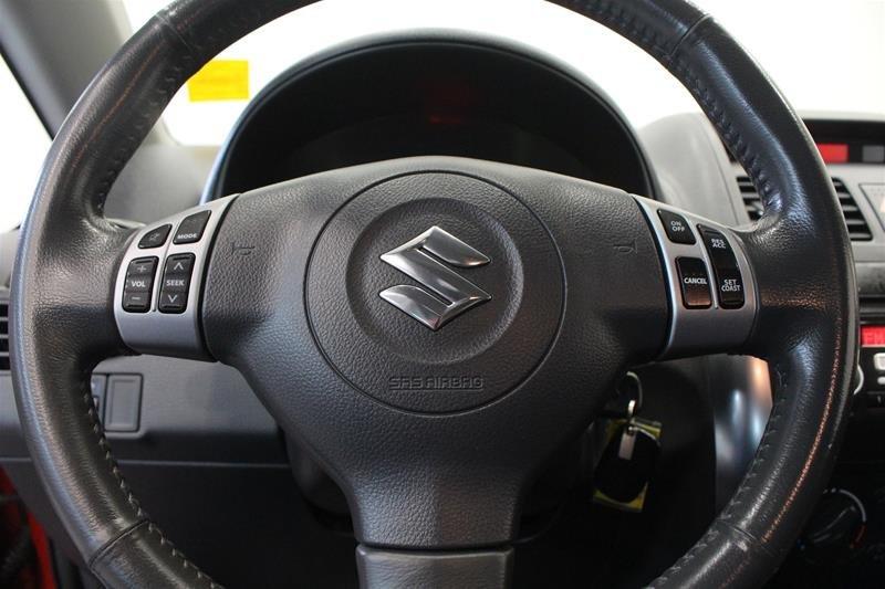 2009 Suzuki SX4 5Dr JX AWD at in Regina, Saskatchewan - 6 - w1024h768px