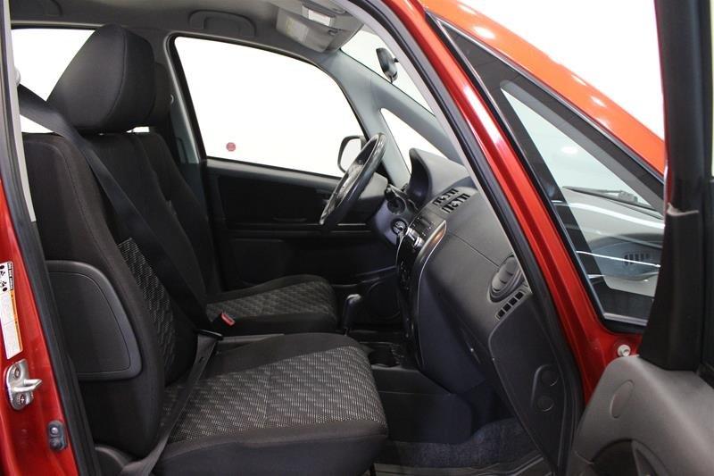 2009 Suzuki SX4 5Dr JX AWD at in Regina, Saskatchewan - 14 - w1024h768px