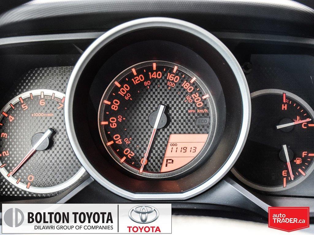 2013 Toyota 4Runner SR5 V6 5A in Bolton, Ontario - 23 - w1024h768px