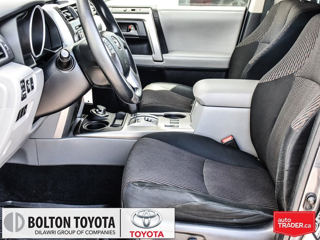 2013 Toyota 4Runner SR5 V6 5A in Bolton, Ontario - 12 - w1024h768px