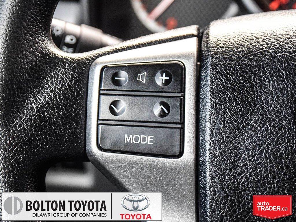 2013 Toyota 4Runner SR5 V6 5A in Bolton, Ontario - 17 - w1024h768px