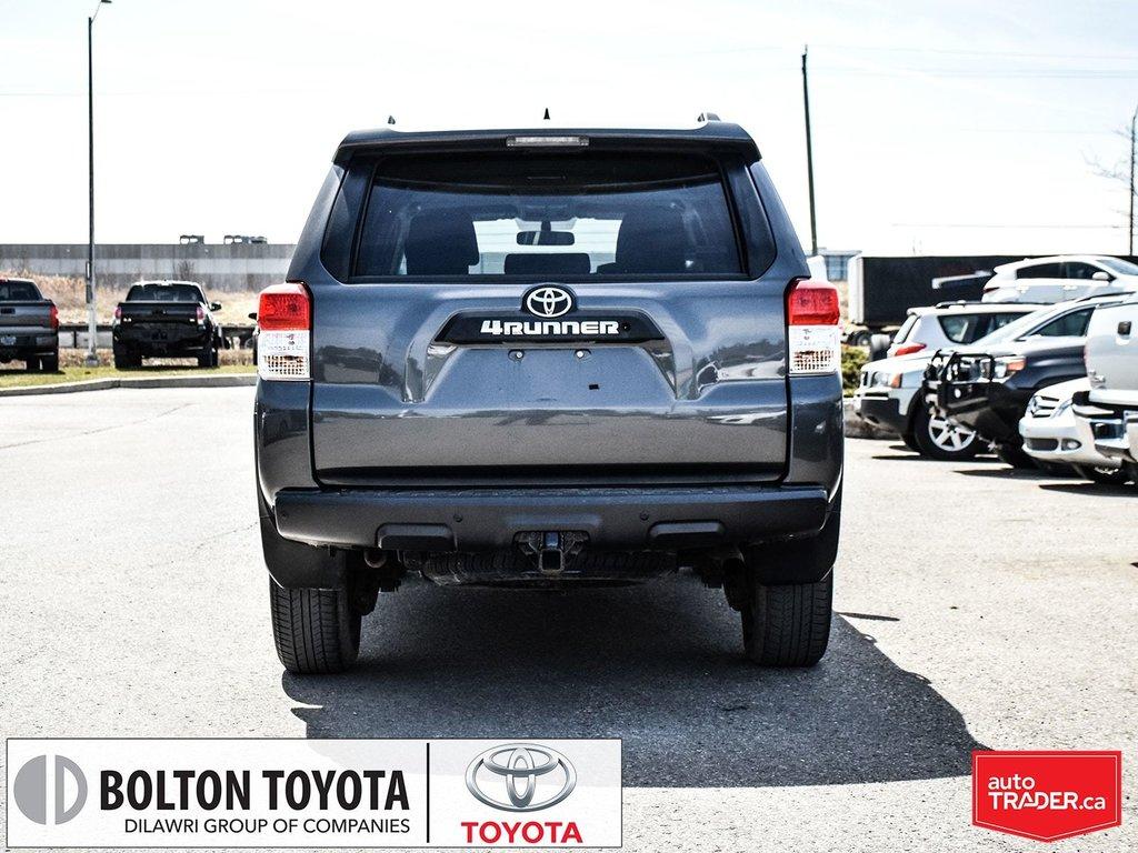 2013 Toyota 4Runner SR5 V6 5A in Bolton, Ontario - 4 - w1024h768px